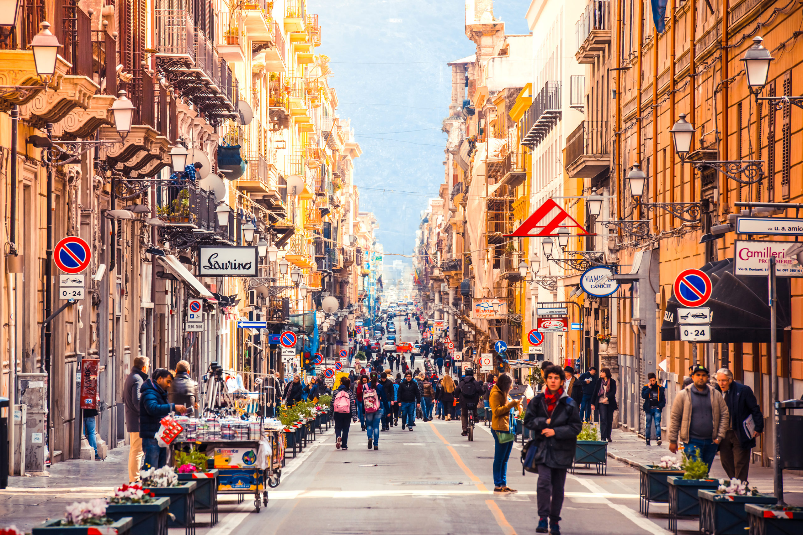 Palermo, licencja: shutterstock/By Yulia Grigoryeva