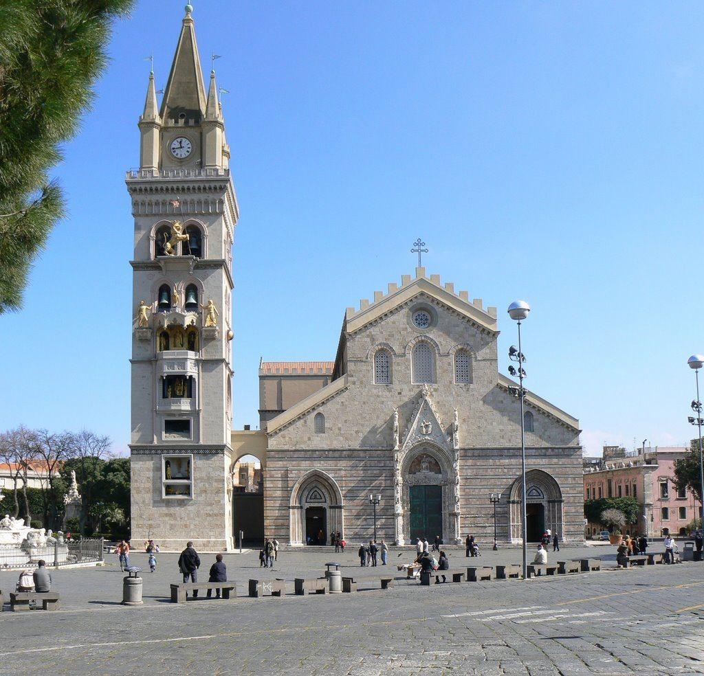 Katedra Duomo w Mesynie