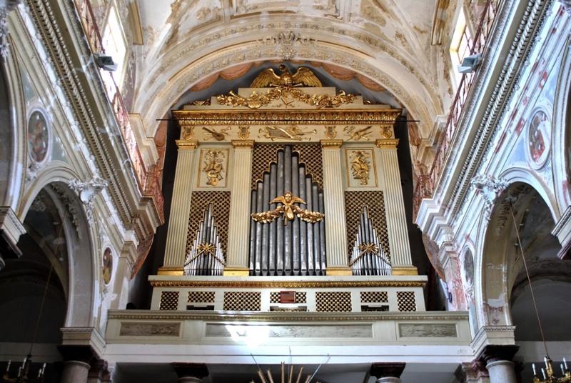 Koscioł San Pietro w Trapani