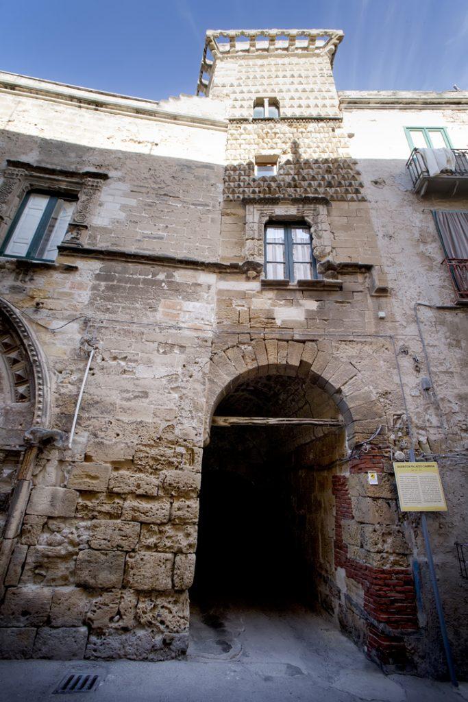 Palazzo Ciambra w Trapani