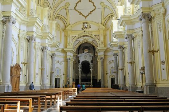 Santuario Maria SS. Annunziata w Trapani