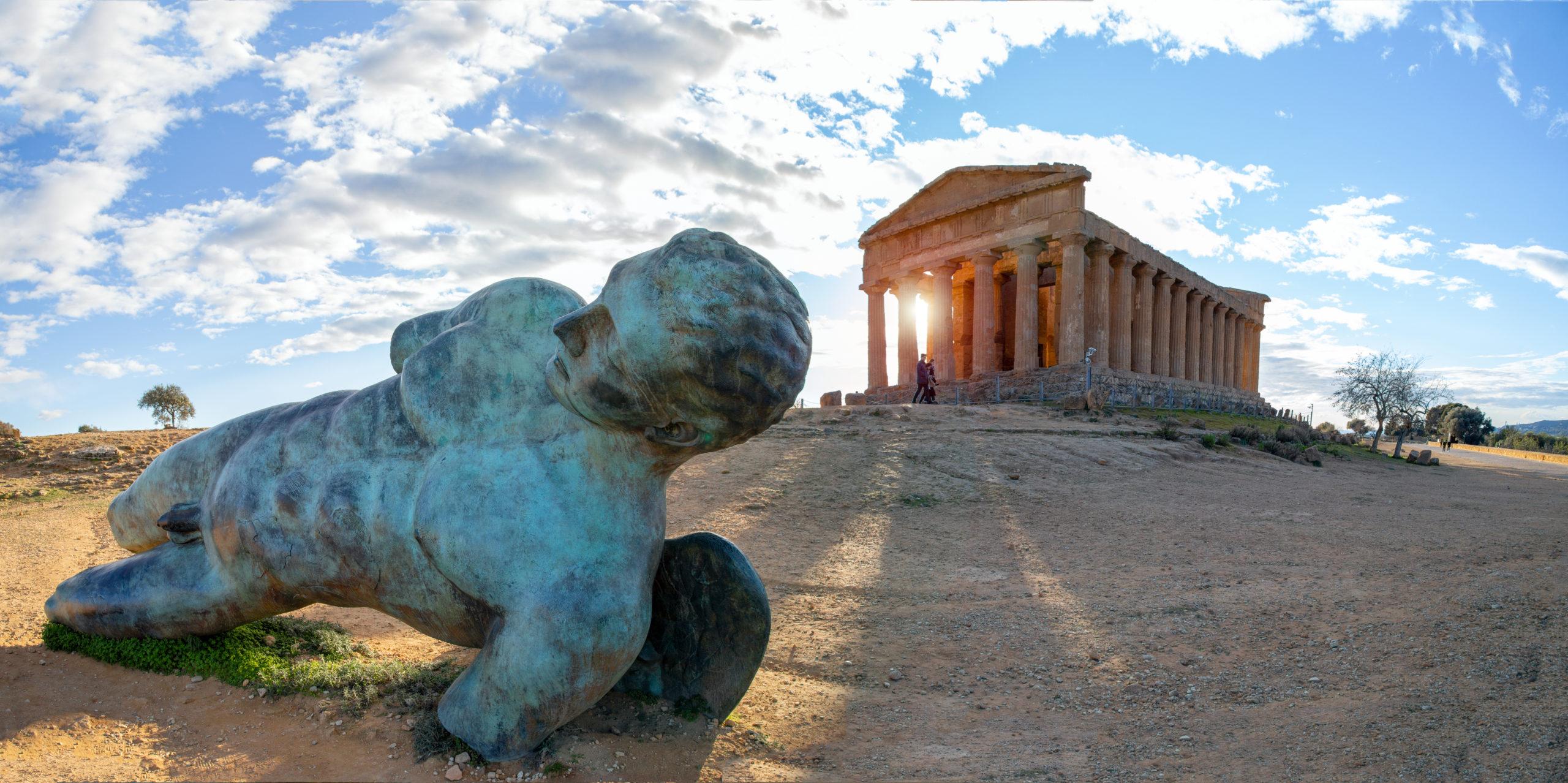 Agrigento, licencja: shutterstock/By Leo Salas Z
