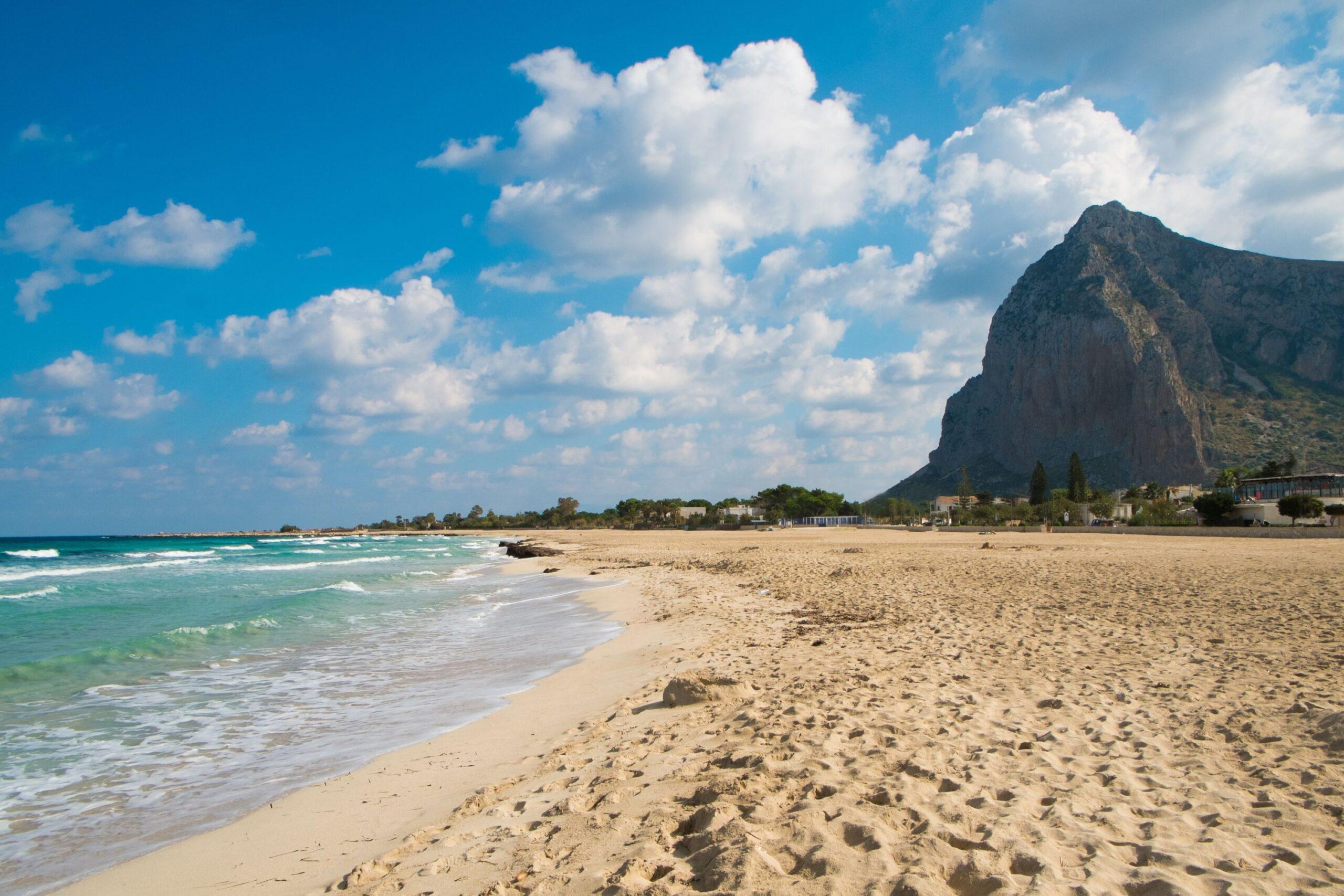 Plaża San Vito Lo Capo, licencja: shutterstock/By Elisa Locci