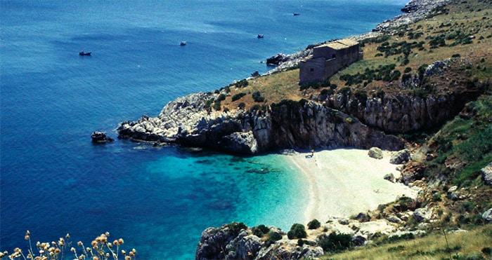 Plaża Scopello