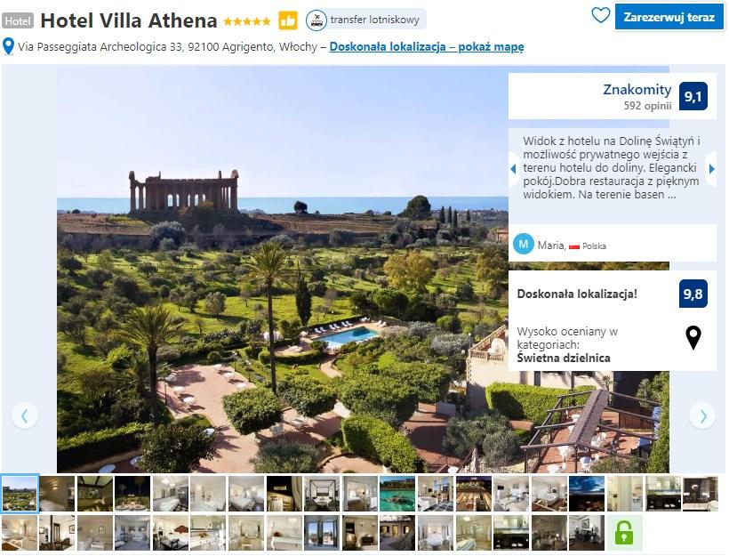 hotele-Agrigento-Sycylia