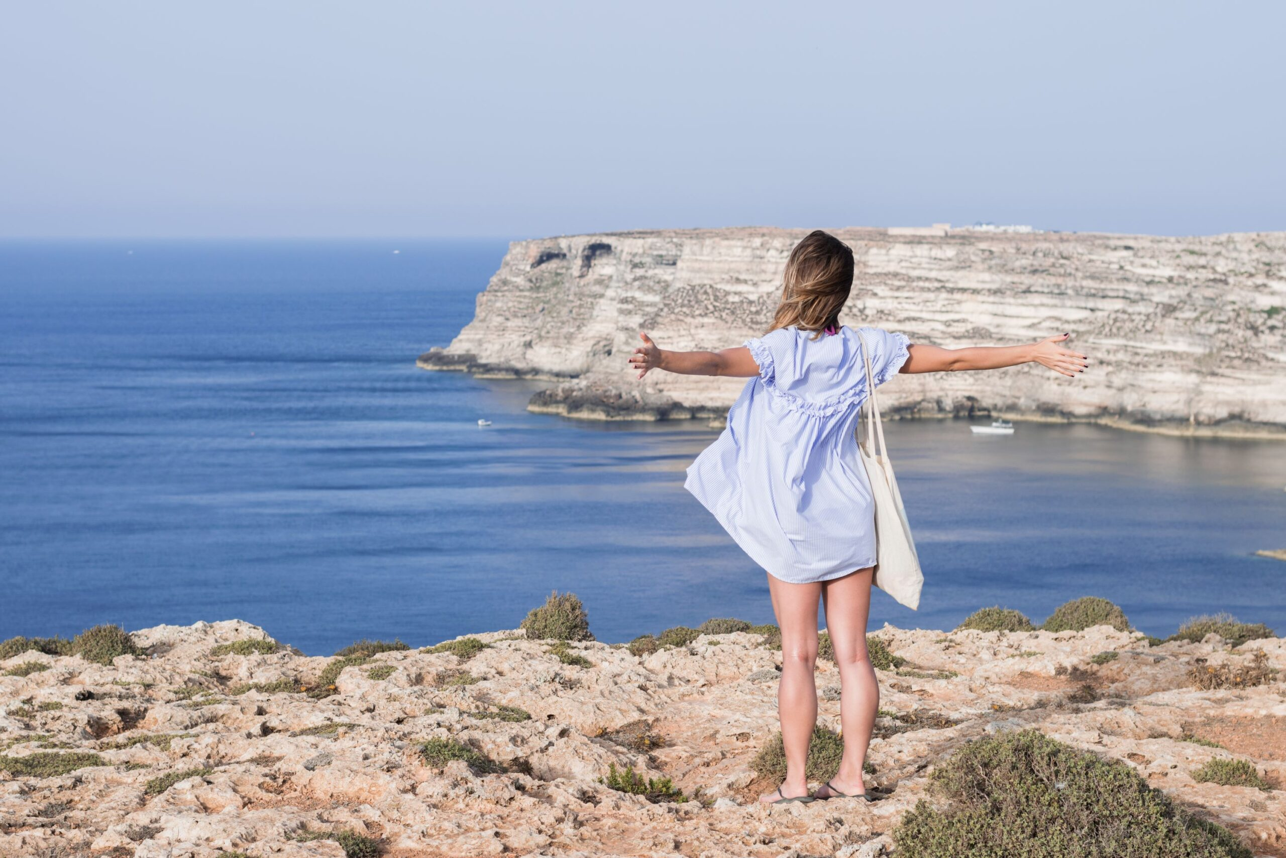 Lampedusa, licencja: shutterstock/By vincenzo scarantino