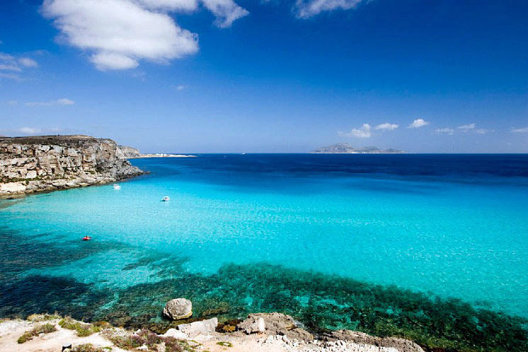 plaże Sycylia