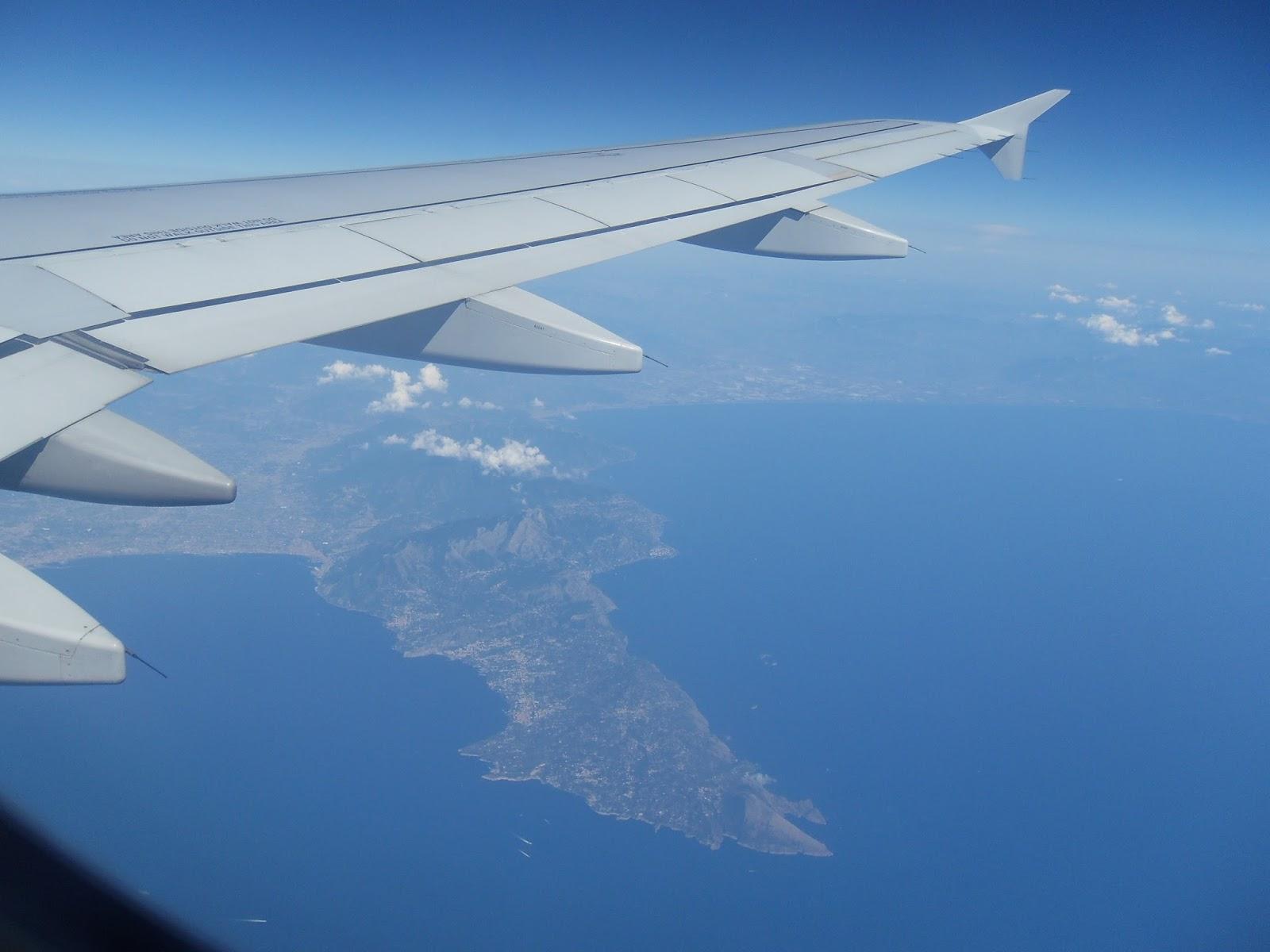 Loty na Sycylię