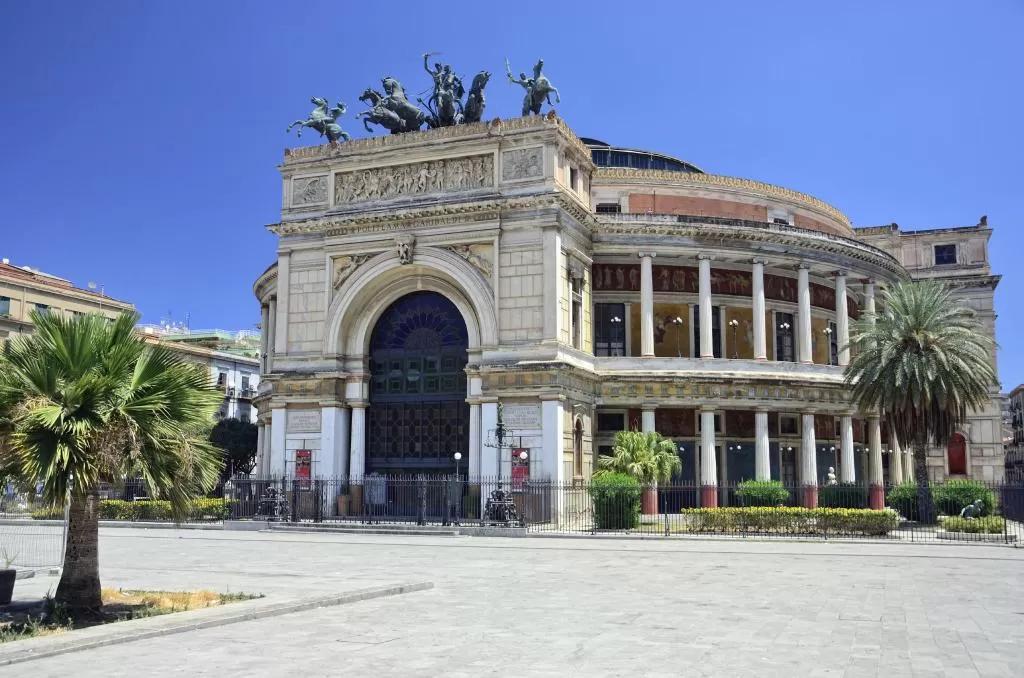 Teatr Politeama Palermo
