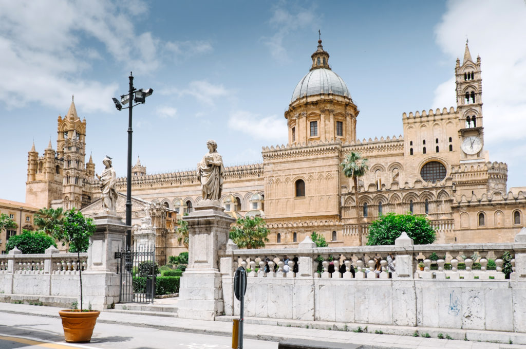 Palermo Cathedral is the cathedral church of the Roman Catholic Archdiocese of Palermo, located in Palermo, Sicily, southern Italy. Source Wikipedia.