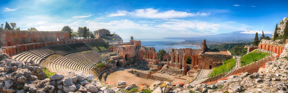 Sycylia Wschodnia Taormina