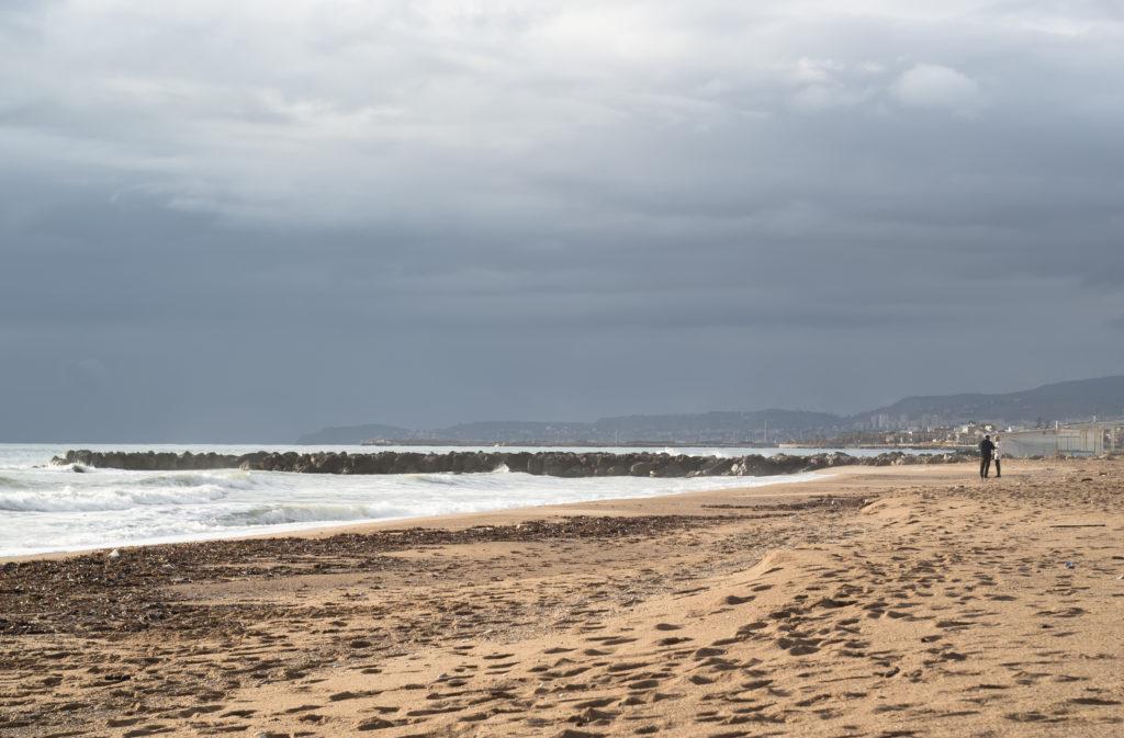 Beach of San Leone-Agrigento-Sicily
