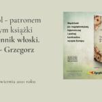 """Sycylia.pl – patronem medialnym książki pt. """"Dziennik włoski. Sycylia"""" autorstwa Grzegorza Musiała"""