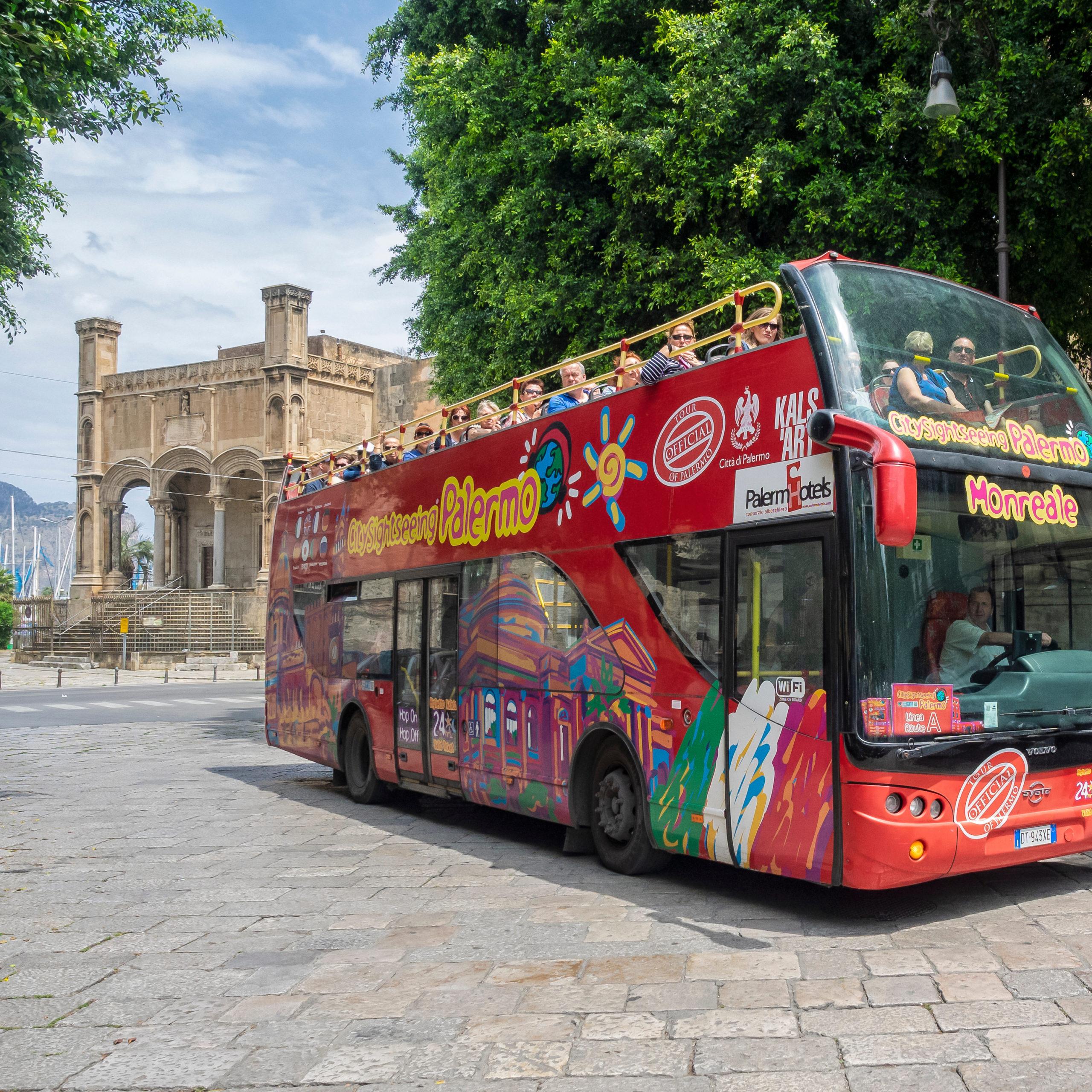 Komunikacja miejska w Palermo