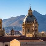 Pogoda w Palermo w ciągu roku