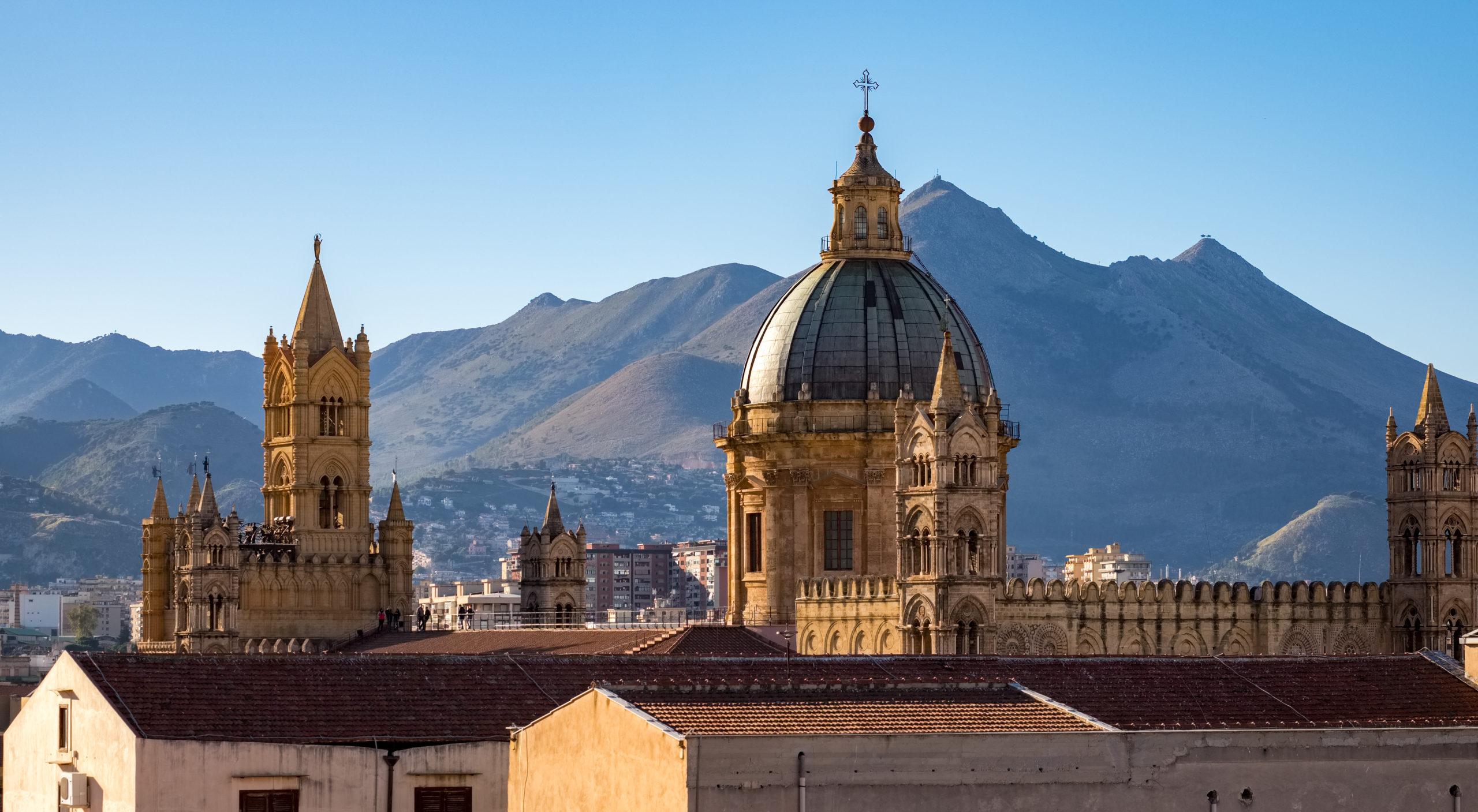 Pogoda w Palermo. Włochy