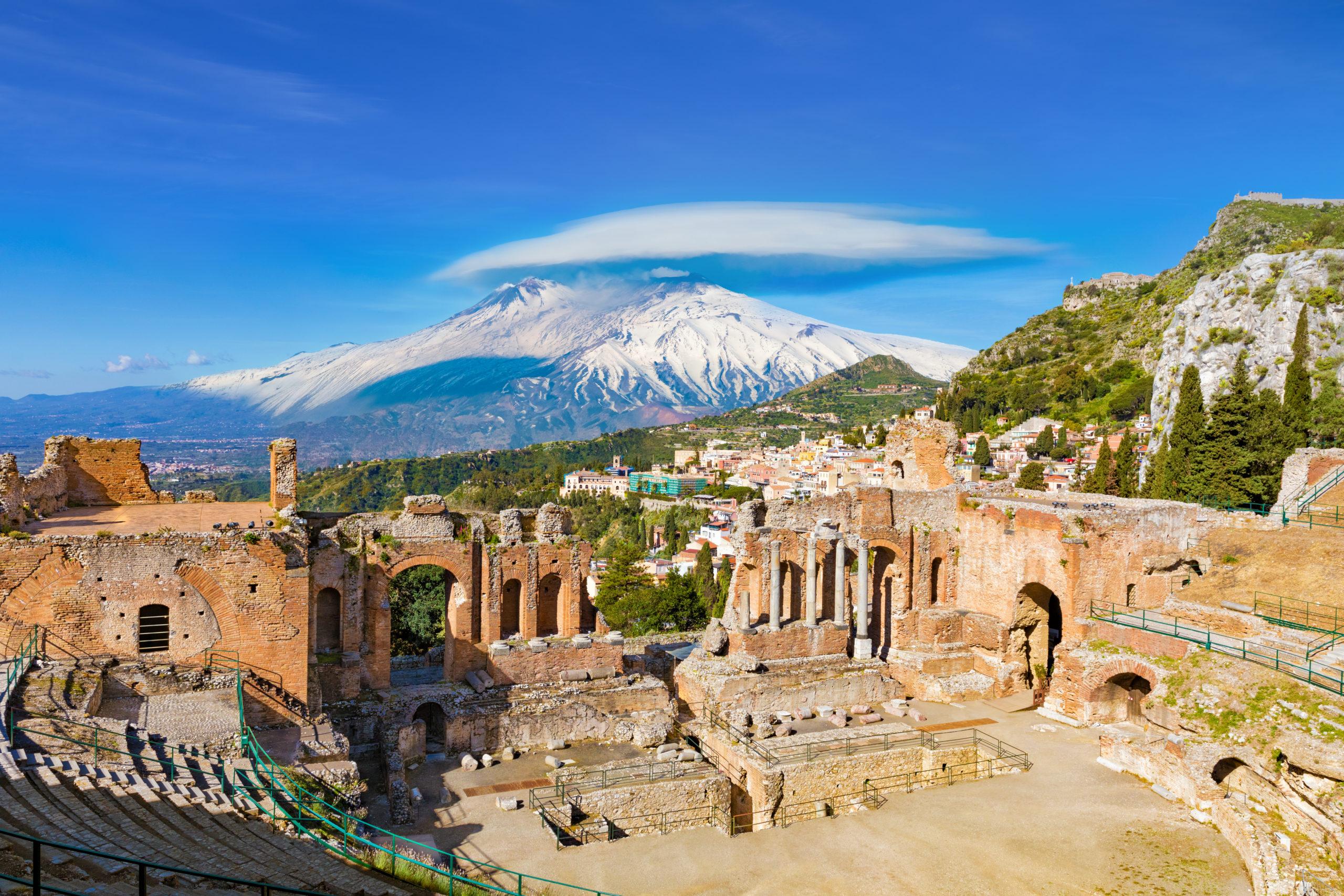 Palermo czy Katania? Poznaj miasta Sycylii